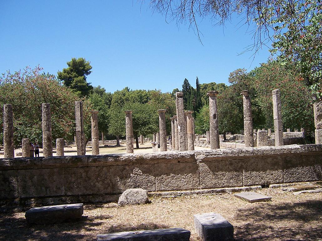 Ολυμπία - Ολυμπία, Ηλεία