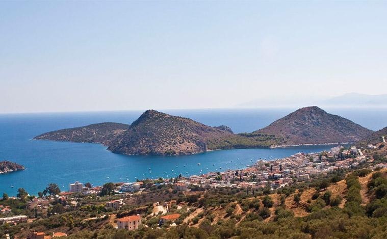 Romvi or the island of Aphrodite - Tolo, Argolida