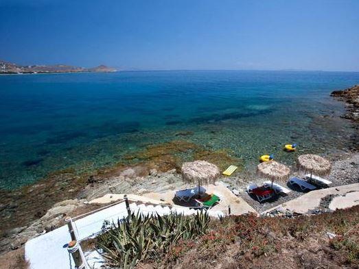 Agali Bay Tinos Town Tinos